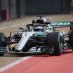 Mercedes AMG Petronas 2018 Formula One car photos