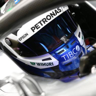 Mercedes F1 - Halo