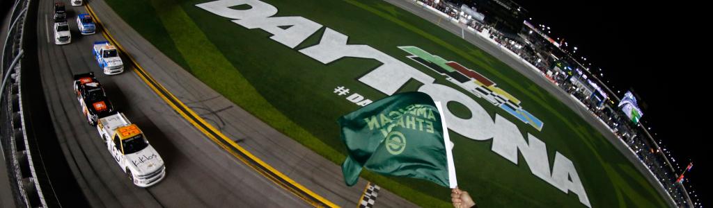 Daytona Truck Series: Starting Lineup – February 16, 2018