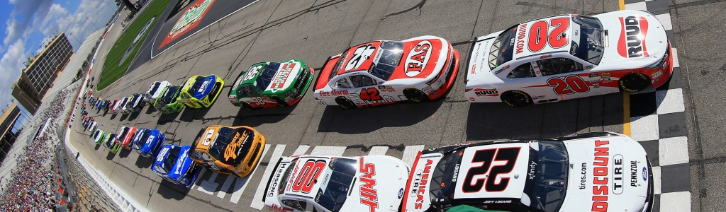 Atlanta Starting Lineup: June 6, 2020 (NASCAR Xfinity Series)