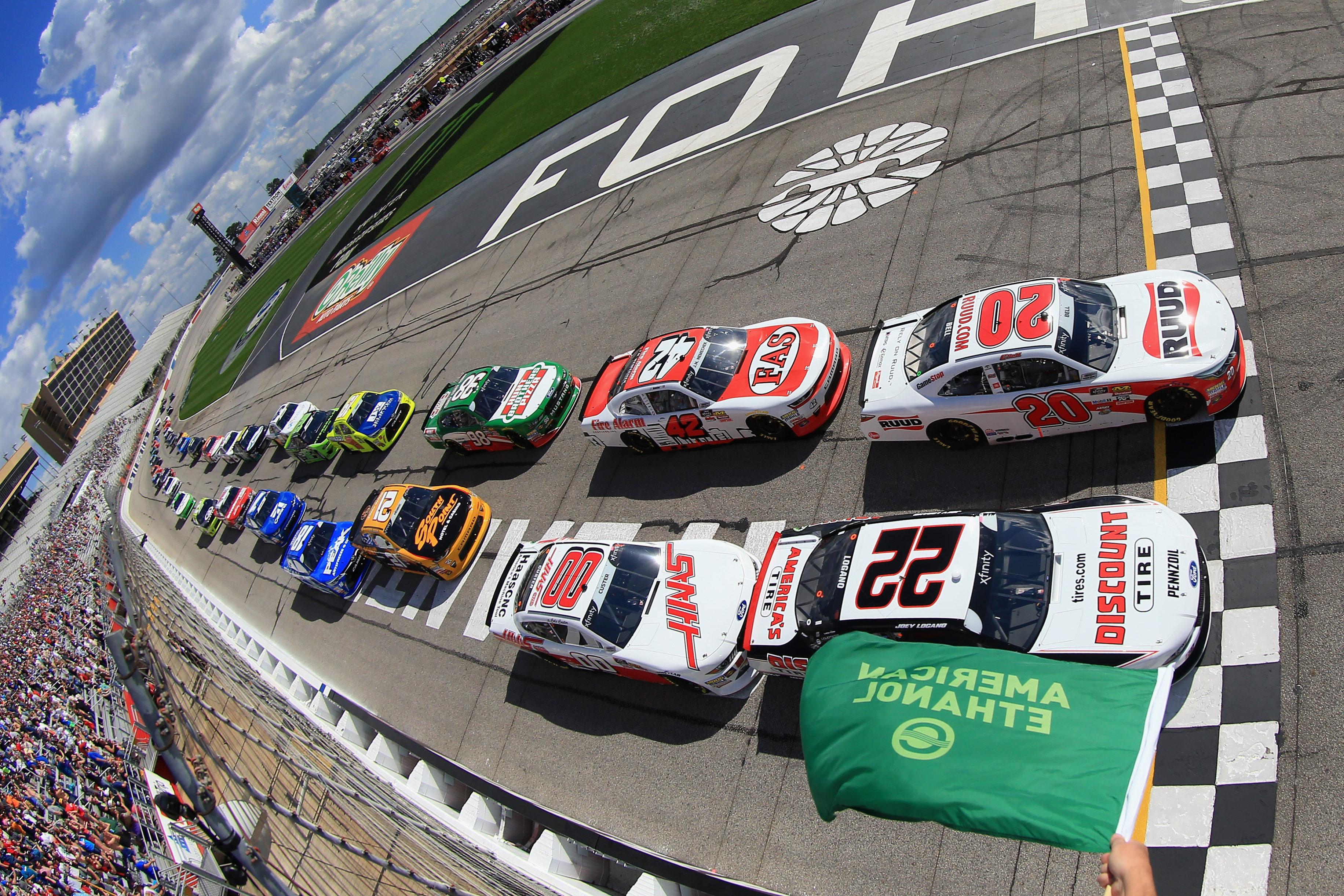 Atlanta Starting Lineup: June 6, 2020 (NASCAR Xfinity Series) - Racing News