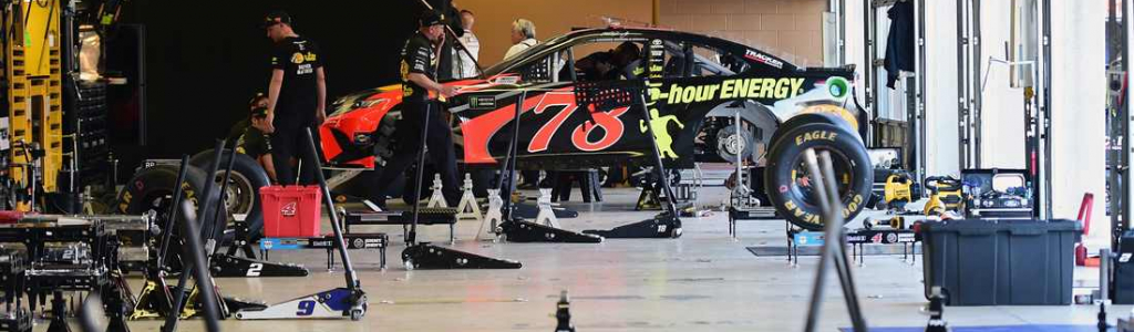Furniture Row Racing details inspection failures; OSS discussed