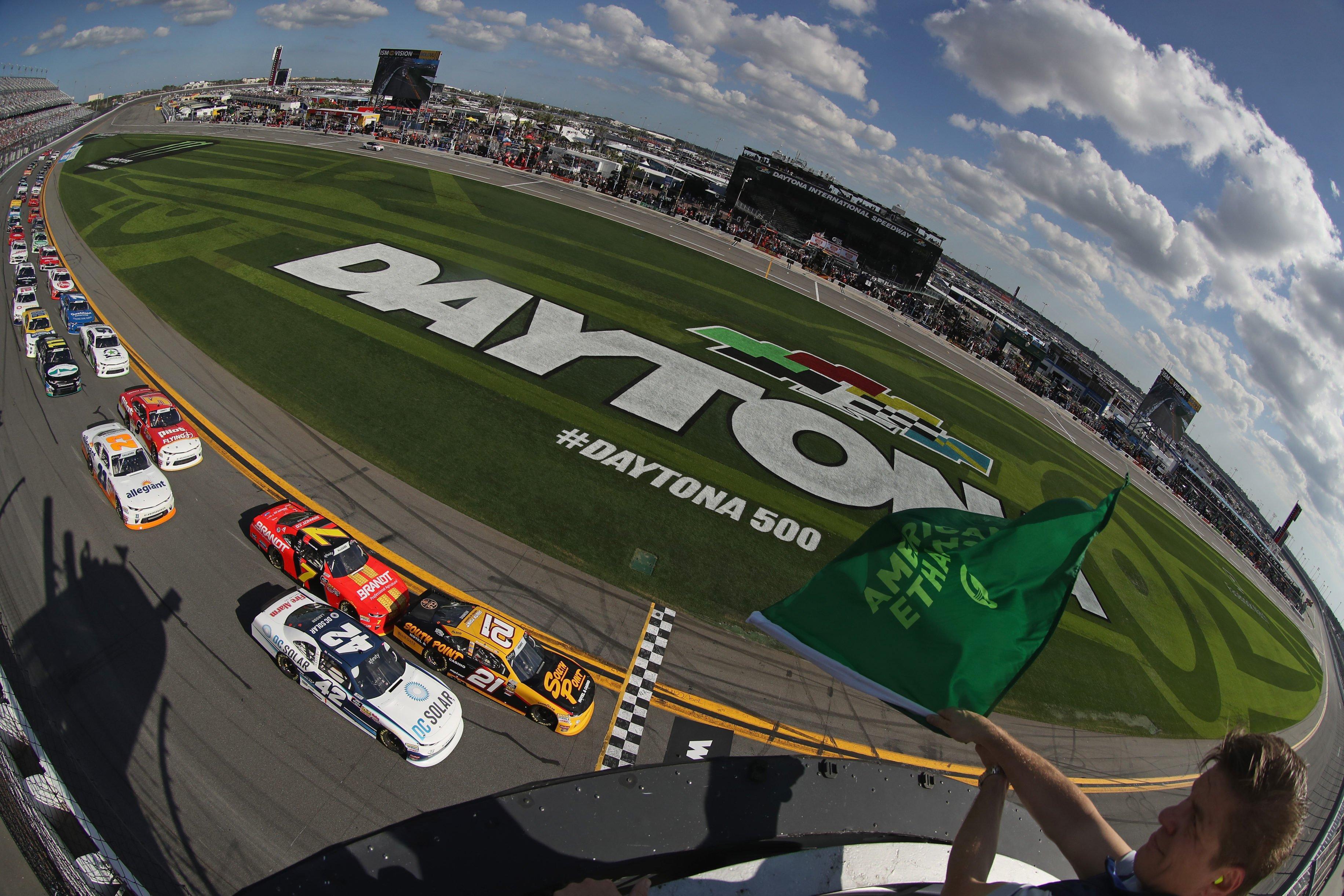 NXS at Daytona International Speedway