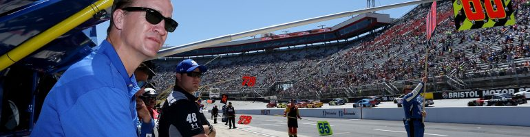 Peyton Manning to drive Daytona 500 pace car
