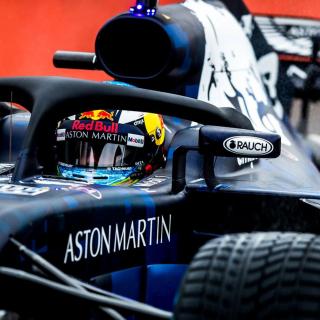 Red Bull Racing 2018 Halo Design