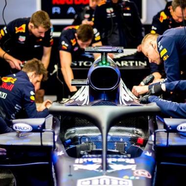 Red Bull Racing F1 photos
