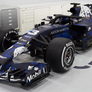 Red Bull Racing Factory - RB14