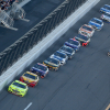 Ryan Blaney leads the Daytona 500