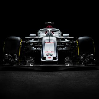 Sauber 2018 car photo