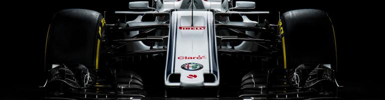 Sauber F1 Team: 2018 Car – C37