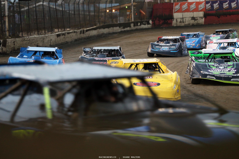 Scott Bloomquist at East Bay Raceway Park 8883