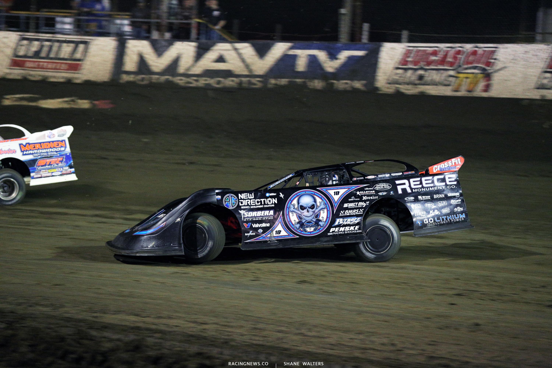 Scott Bloomquist at East Bay Raceway Park 9082