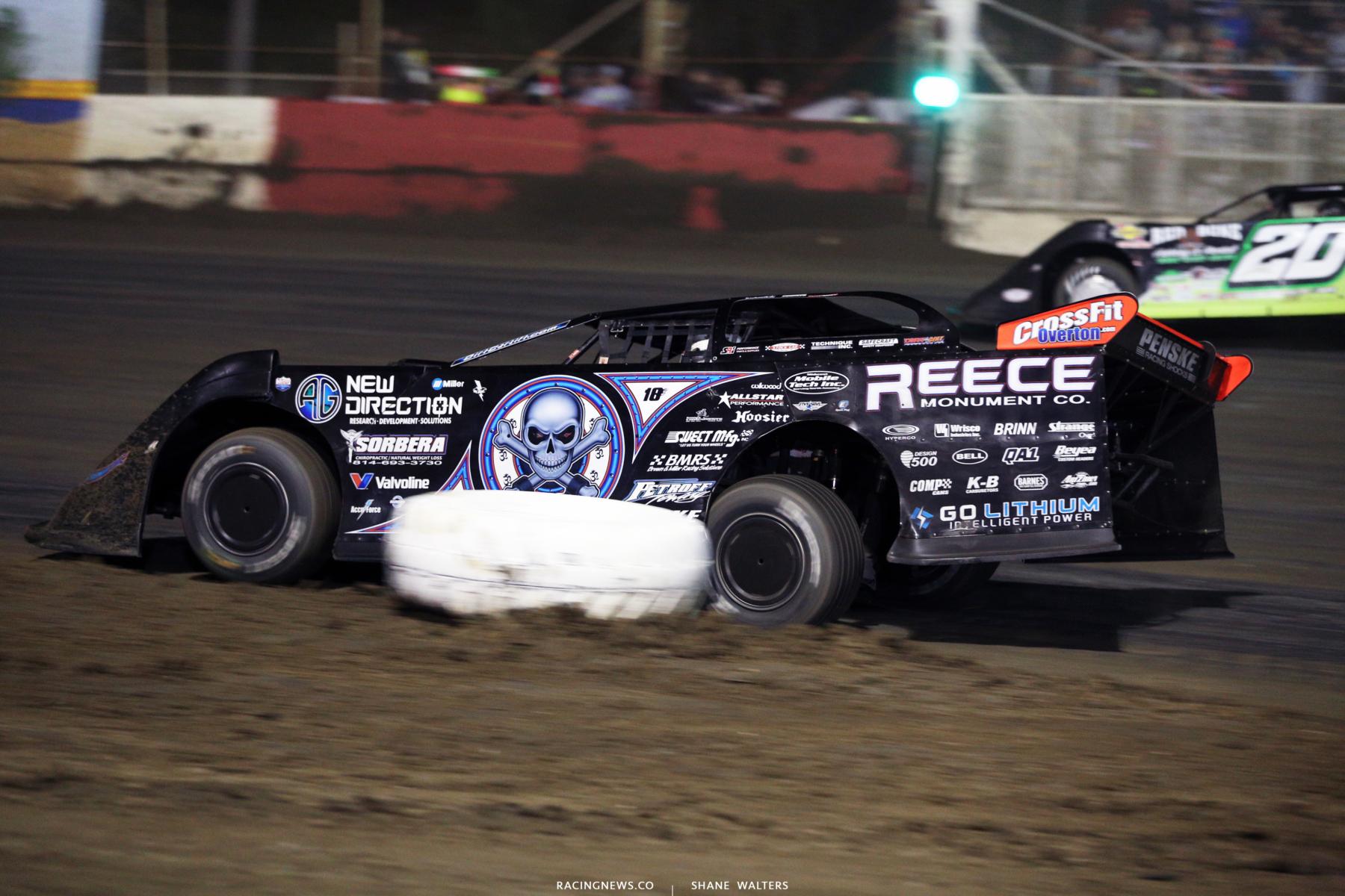 Scott Bloomquist at East Bay Raceway Park 9222