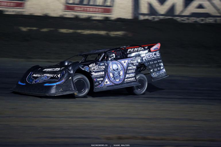 Scott Bloomquist at East Bay Raceway Park 9264