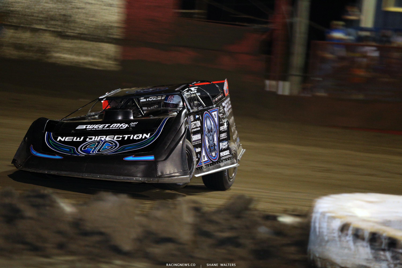 Scott Bloomquist at East Bay Raceway Park 9977