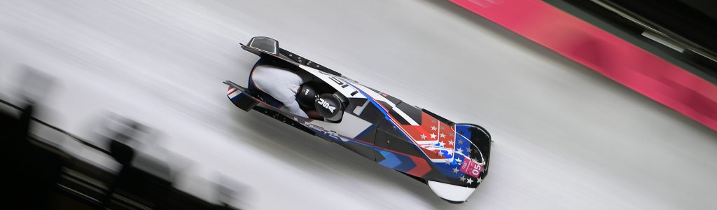 Dale Earnhardt Jr is interested in taking a run with a bobsled and Team USA