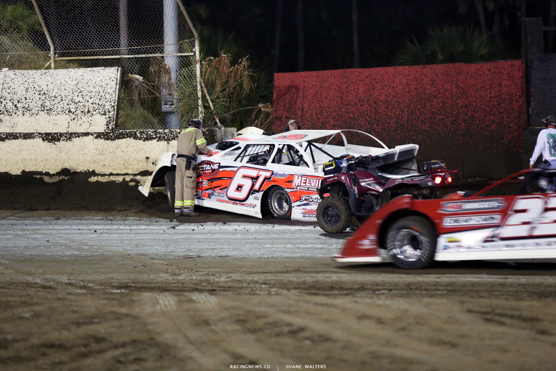 Tim Dohm at East Bay Raceway Park 8242