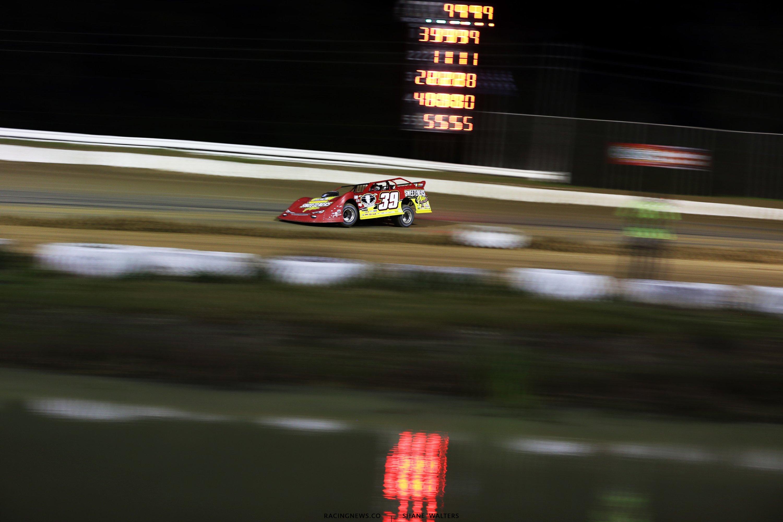 Tim McCreadie at Bubba Raceway Park 0642