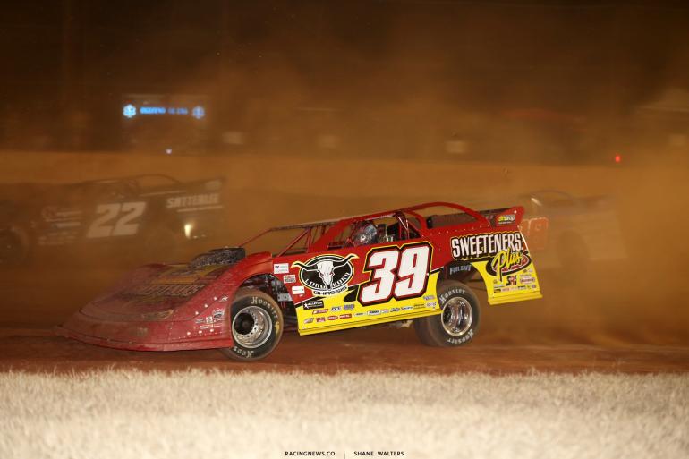 Tim McCreadie at the dirt track 6913