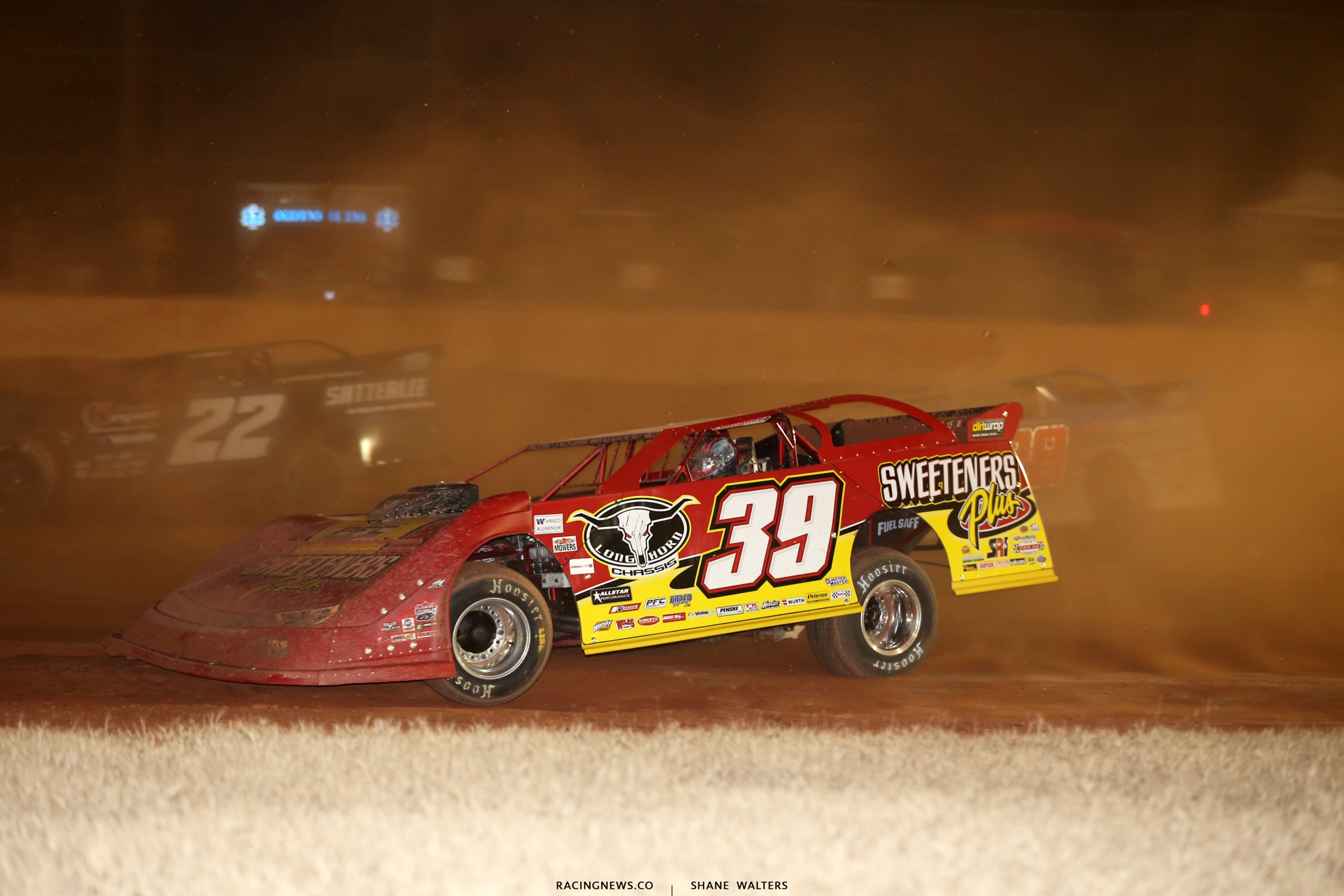 Tim McCreadie at the dirt track 6913