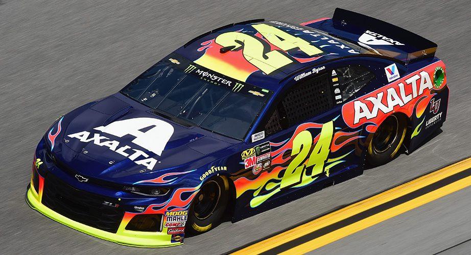 William Byron - 2018 Daytona 500 practice