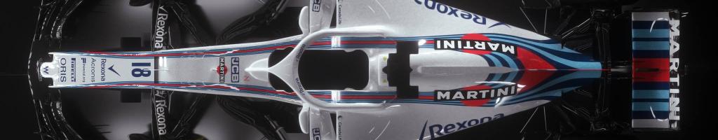 Williams Martini Racing: 2018 Car – FW41