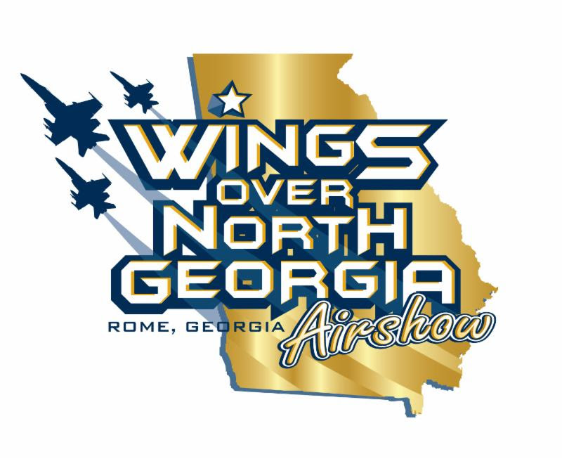 Wings Over North Georgia Logo