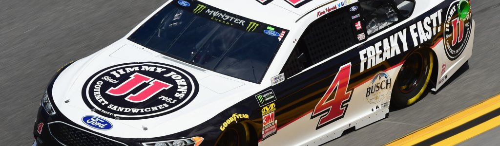 Kevin Harvick reacts to Hamlin's altercation; Adderall comments (AUDIO)