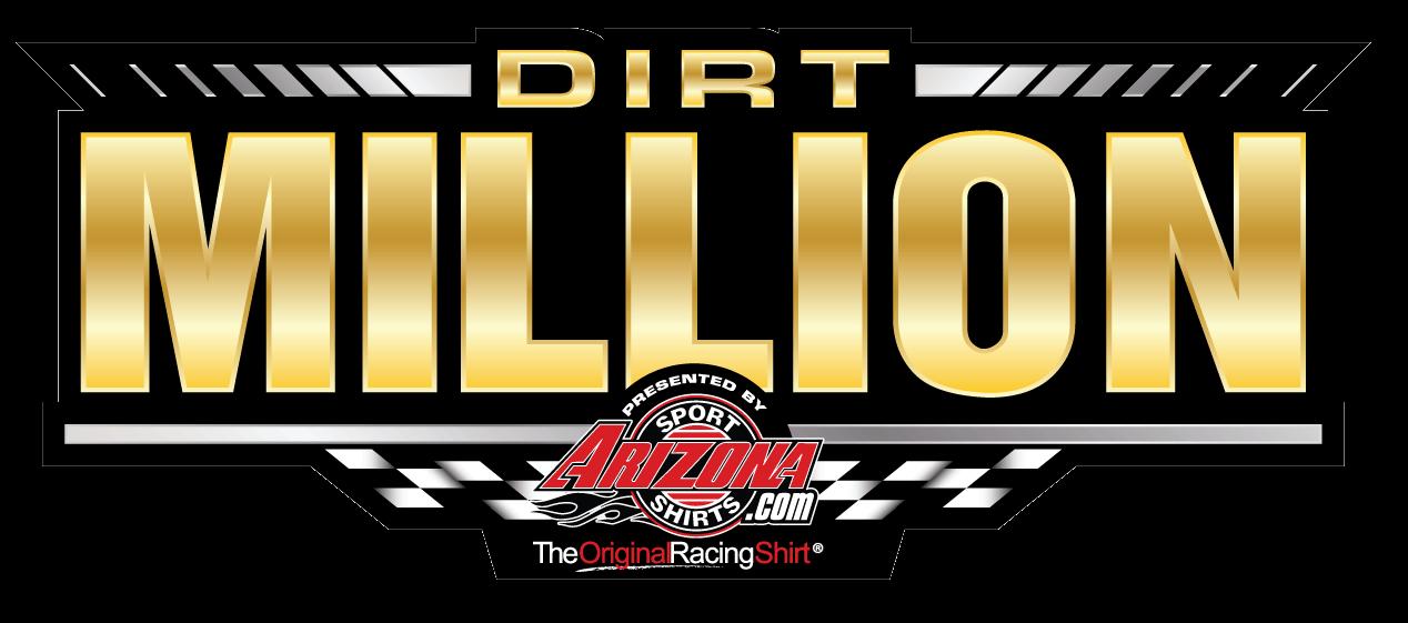 2018 Dirt Million Logo - Arizona Sport Shirts