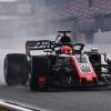 2018 Haas F1 car