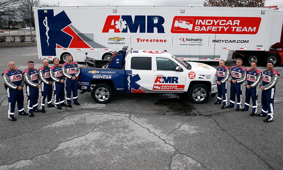 AMR - Indycar Safety Team