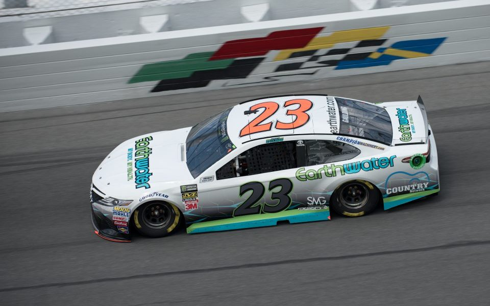 BK Racing - Daytona International Speedway