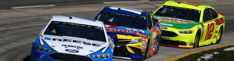 Martinsville Speedway: TV Data – March 2018 Race