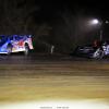 Brandon Sheppard and Scott Bloomquist at East Alabama Motor Speedway 2023
