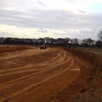 Daisy Speedway - New dirt oval