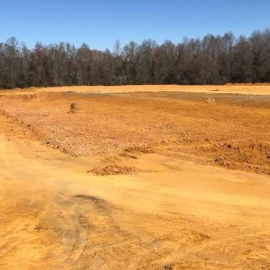 Daisy Speedway - New dirt track