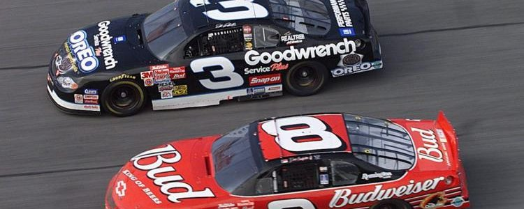 Dale Earnhardt Jr recalls on-track disputes with Dale Earnhardt Sr