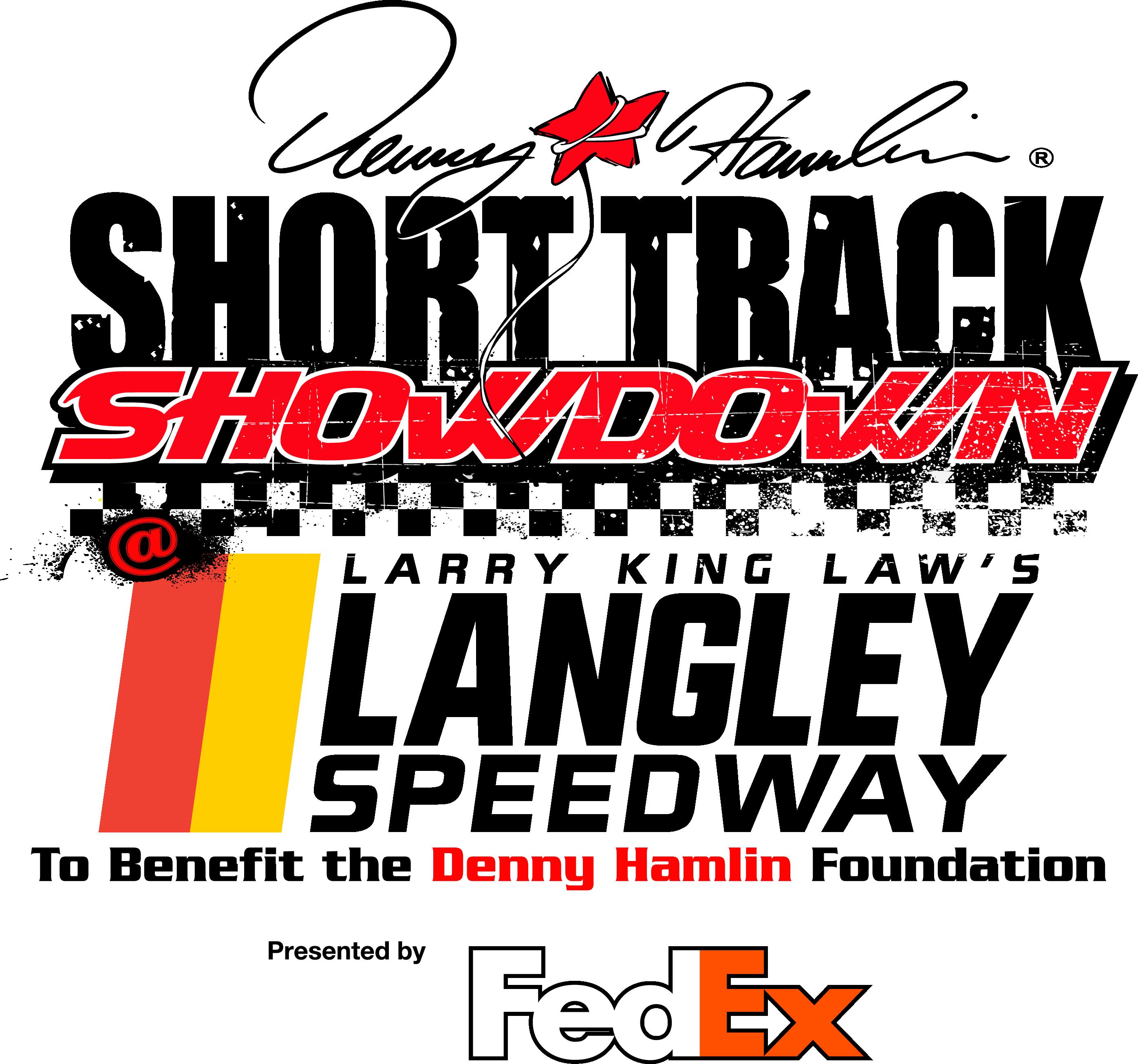 Denny Hamlin Short Track Showdown logo 2018