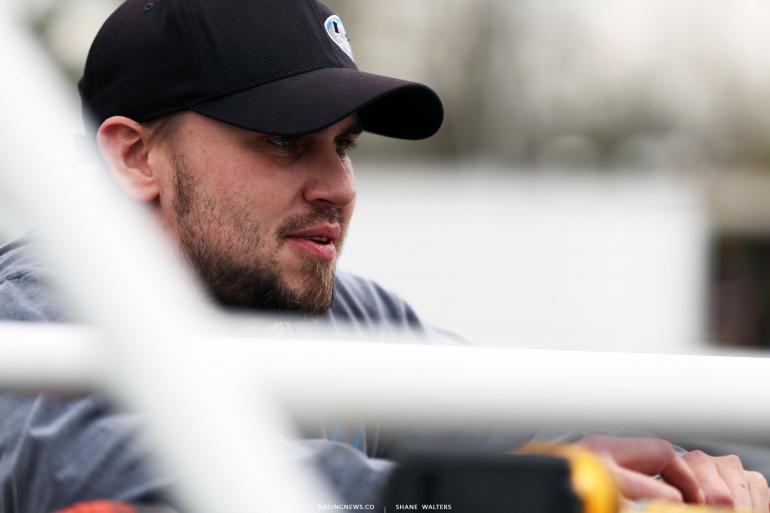 Drew Walters - Gregg Saterlee's tire guy 0978