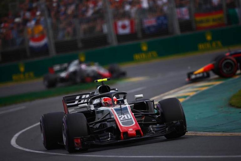 Haas F1 Team - 2018