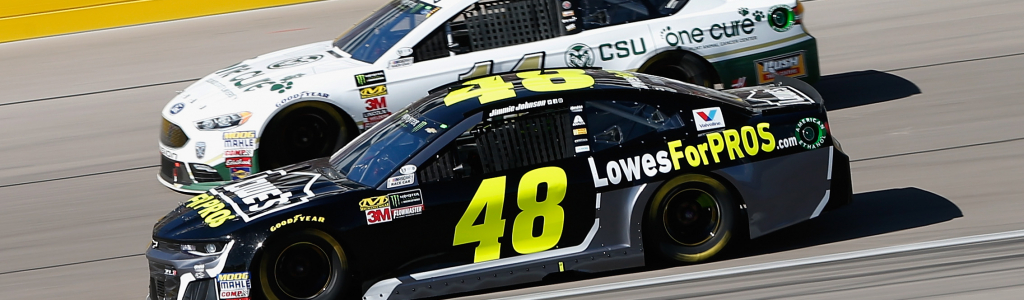 Lowe's will not return as a sponsor of Jimmie Johnson in 2019