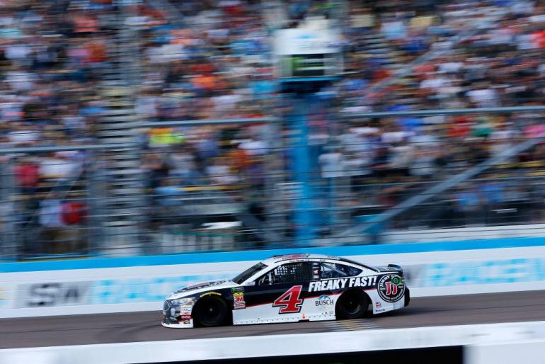 Kevin Harvick at ISM Raceway