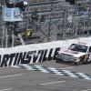 Kyle Benjamin at Martinsville Speedway - NASCAR Truck Series