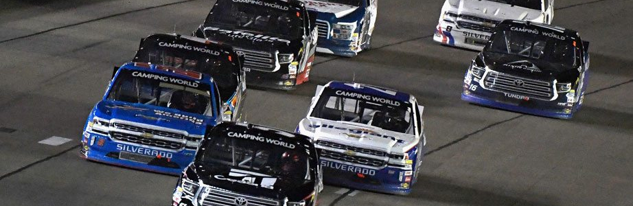 Las Vegas Truck Race Results – March 2nd, 2018