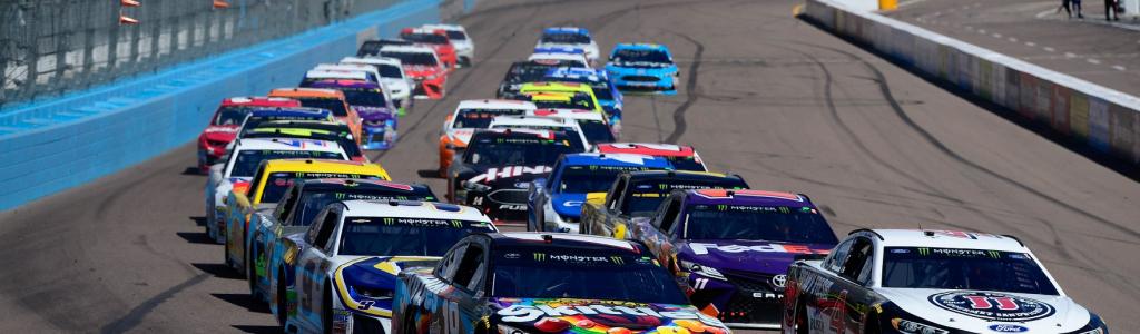 Most NASCAR wins: 2010-2019