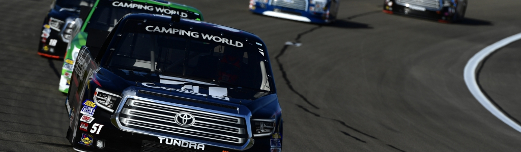 Las Vegas Truck Race Starting Lineup: March 1, 2019
