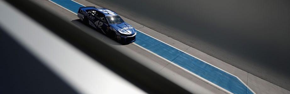 Las Vegas Motor Speedway: Practice 2 Results – MENCS