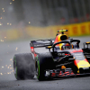 Max Verstappen in the Australian Grand Prix