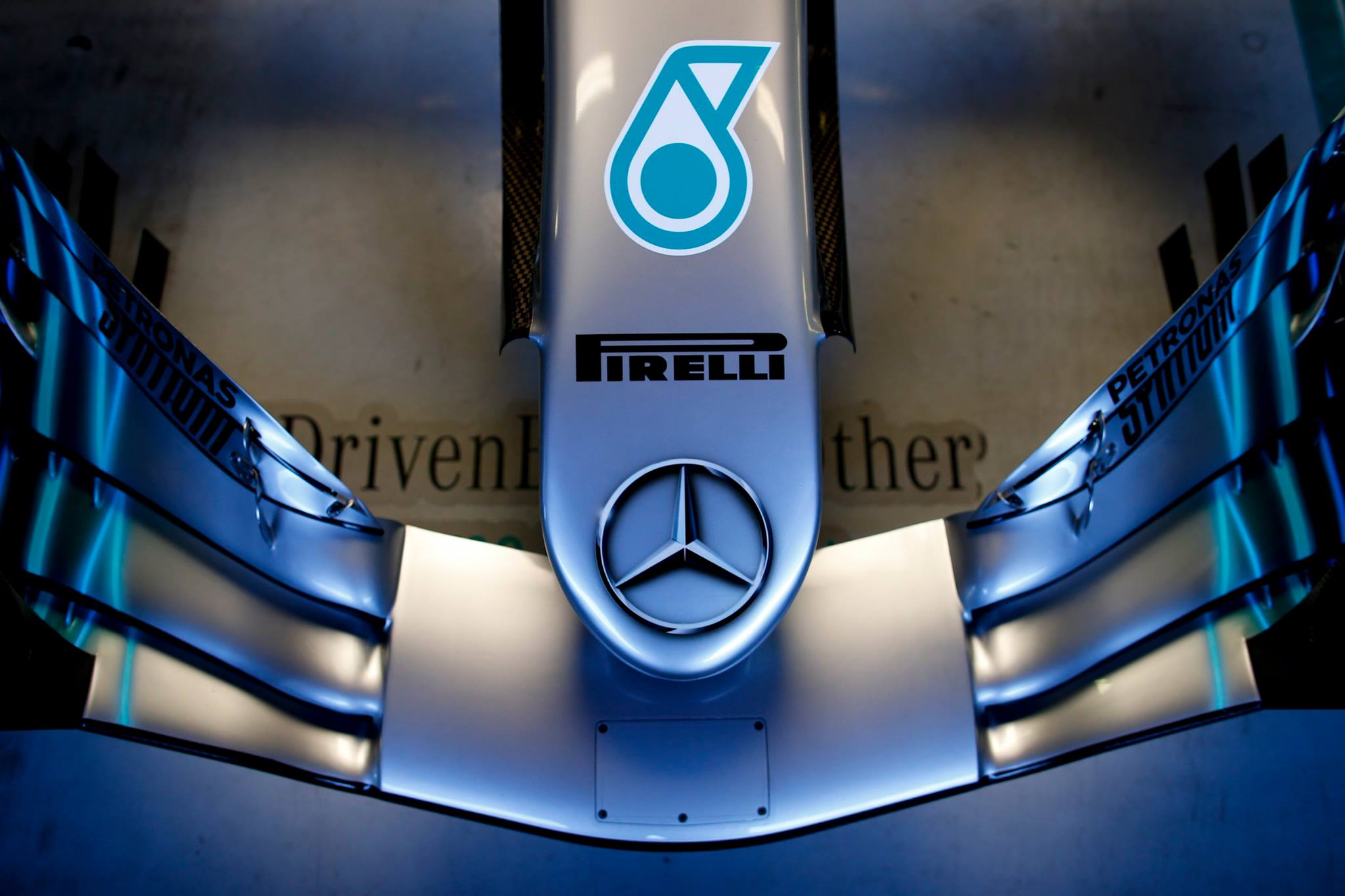 Mercedes AMG Petronas Front Wing - 2018