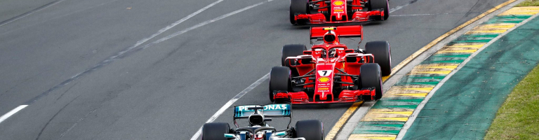 F1 passing is an issue; The series has been developing a plan to fix it